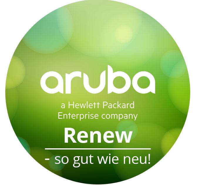 Aruba Renew