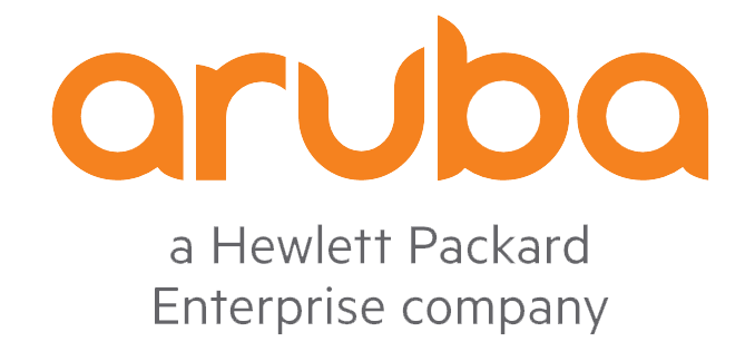 Aruba a Hewlett Packard Enterprise company