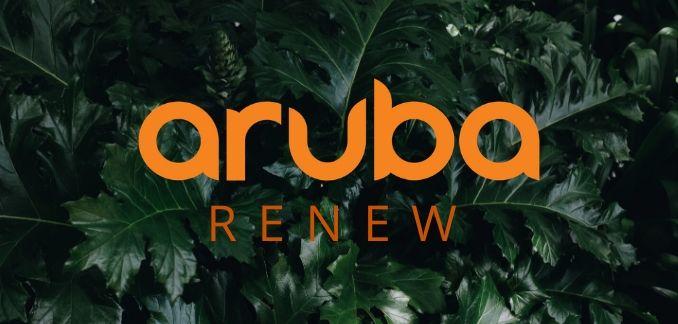 Aruba Renew Logo