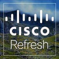Cisco Refresh Eröffnungsangebote