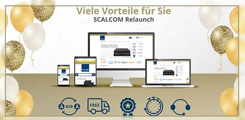 Eröffnungsangebote Scalcom
