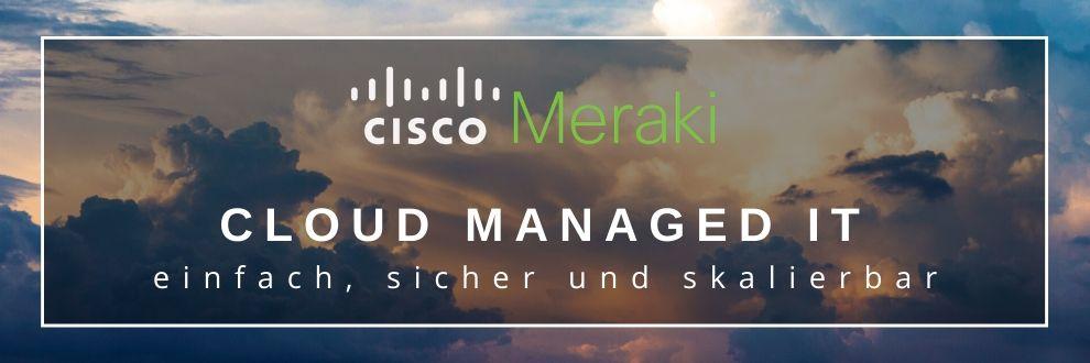 Scalcom präsentiert Cisco Meraki