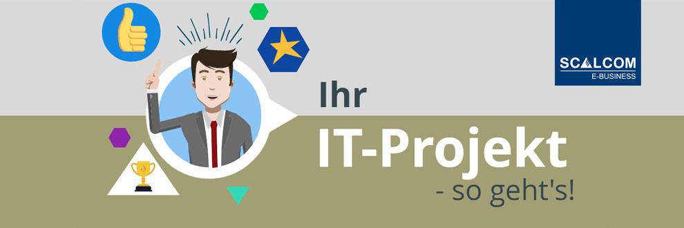 Ihr IT-Projekt - so geht`s
