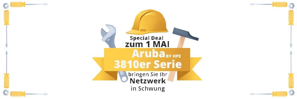 Special Deal - Aruba 3810er Serie