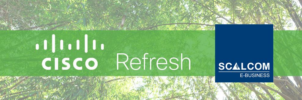 Cisco Refresh - die umweltfreundliche Alternative